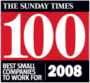 The Times Best 100 Company