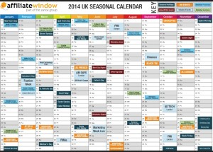 UK Seasonal Calendar
